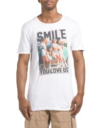 Tj Maxx - White Dazed And Confused Graphic Tee for Men - Lyst