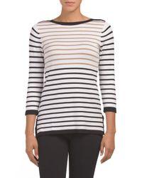 Tj Maxx - Multicolor Striped Sweater - Lyst