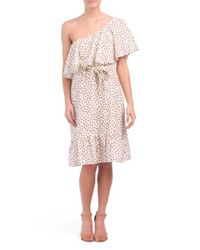 Tj Maxx - White Made In Usa Harper Dress - Lyst