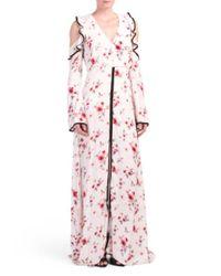 Tj Maxx - Pink Ella Cold Shoulder Dress - Lyst
