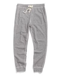 Todd Snyder | Gray Warm Up Sweatpants In Grey Heather for Men | Lyst