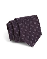Todd Snyder | Blue Hand-finished Tie In Navy Dot for Men | Lyst