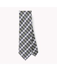Tommy Hilfiger - Multicolor Checkered Silk Tie for Men - Lyst