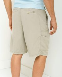 Tommy Bahama - Natural Key Grip 9.5-inch Cargo Shorts for Men - Lyst