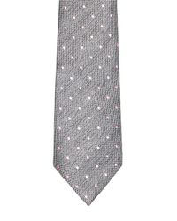 Topman - Gray And Pink Dotted Ti for Men - Lyst