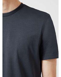 Topman - Multicolor Charcoal Ombre Slim Fit T-shirt for Men - Lyst