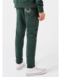 Topman - Green Slim Joggers* for Men - Lyst