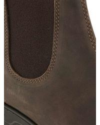 Topman - Blundstone Brown Suede Water Repellent Boots for Men - Lyst