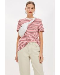 SELECTED - Multicolor perfect Stripe T-shirt By - Lyst