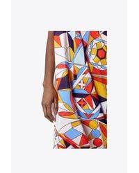 Tory Burch - Multicolor Kaleidoscope Pareo - Lyst