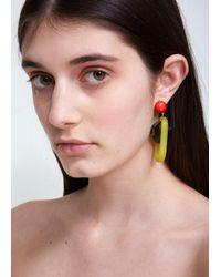 Rachel Comey - Multicolor Lohr Earrings - Lyst