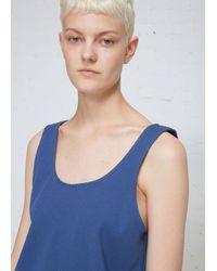 Ilana Kohn - Blue Edie Tank - Lyst