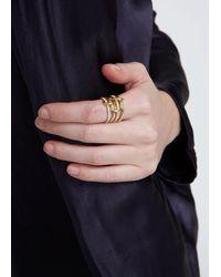 Spinelli Kilcollin - Metallic Polaris Yellow Gold Ring - Lyst