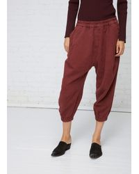 Anntian - Brown Shaped Pant - Lyst