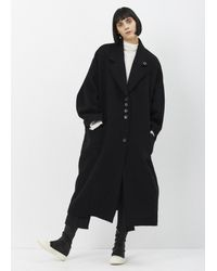 Damir Doma - Black Coal Cooper Coat - Lyst