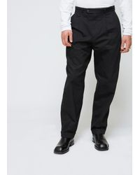 Éditions MR - Black High Waisted Carrot Pants for Men - Lyst