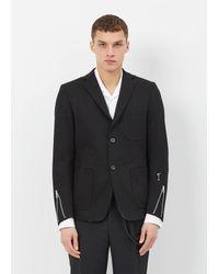 Junya Watanabe | Black 2-button Blazer for Men | Lyst