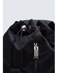 1017 ALYX 9SM - Black Tank Backpack - Lyst