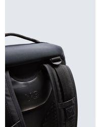 Y-3 - Black Icon Backpack - Lyst