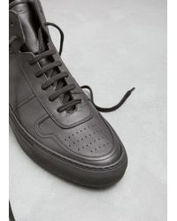 Common Projects | Black Bball High | Lyst