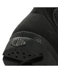 Palladium - Womens Black Pampa Hi Boots - Lyst