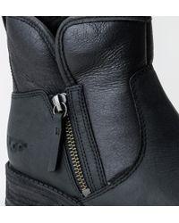 Ugg - Black Ugg W Lavelle Boots - Lyst