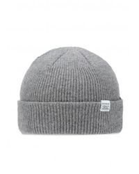 3b88a50b1 Norse Projects Norse Beanie in Gray for Men - Lyst