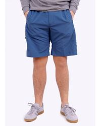 Patagonia | Gi Iii Shorts Glass Blue Colour: Blue, Uk Size: S for Men | Lyst