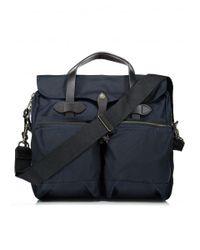 Filson - Blue 24 Hour Tin Briefcase for Men - Lyst