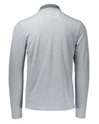 BOSS - Gray Pleesy Polo Shirt 4 for Men - Lyst