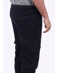 Champion - Blue X Todd Snyder Cargo Sweatpants for Men - Lyst