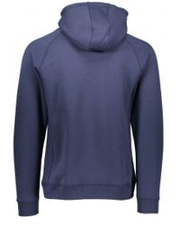 Norse Projects - Blue Ketel Classic Hood for Men - Lyst