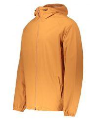 Barbour - Orange Irvine Jacket for Men - Lyst
