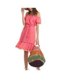 Trina Turk - Pink Sprightly Dress - Lyst