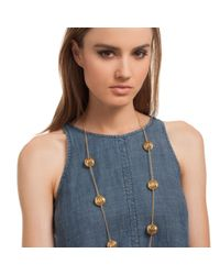 Trina Turk - Multicolor Palm Springs Bead Illusion Necklace - Lyst