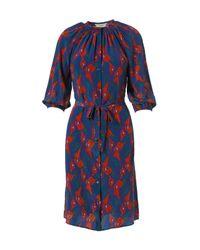 Tucker | Multicolor The Classic Knee Length Dress | Lyst