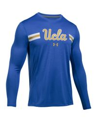 Under Armour - Blue Ucla Training for Men - Lyst