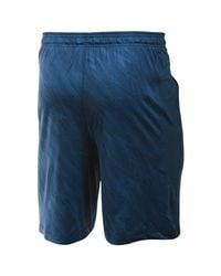 "Under Armour - Green Men's Ua Raid Printed 10"" Shorts for Men - Lyst"
