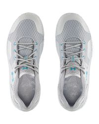 Under Armour - Blue Women's Ua Spin Boat Shoes - Lyst