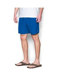 Under Armour | Blue Men's Ua Coastal Amphibious Boardshorts for Men | Lyst