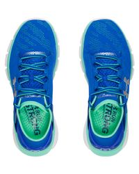 Under Armour - Blue Women's Ua Speedform® Fortis Vent Running Shoes - Lyst