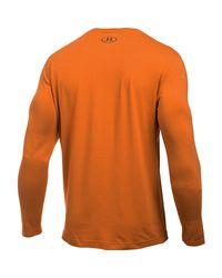 Under Armour - Multicolor Men's Ua Camo Logo Long Sleeve T-shirt for Men - Lyst