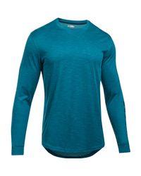Under Armour | Blue Men's Ua Sportstyle Long Sleeve T-shirt for Men | Lyst
