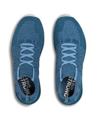 Under Armour Blue Men's Ua Slingflex Rise Running Shoes for men