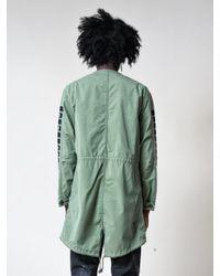 Neighborhood - Green G.p.c. C-coat for Men - Lyst