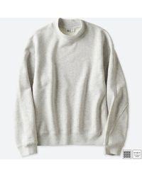 Uniqlo - Multicolor Women U Long-sleeve Sweatshirt - Lyst