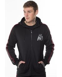 Kings Will Dream - Black Roxberry Poly Tape Hoodie for Men - Lyst