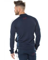 The Couture Club - Blue Colman Zip Thru for Men - Lyst