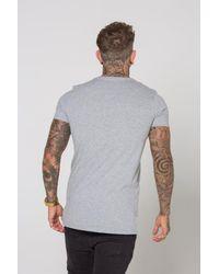 Defend London - Gray Cambridge T-shirt for Men - Lyst