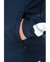 The Couture Club - Blue Colman Zip Thru for Men - Lyst
